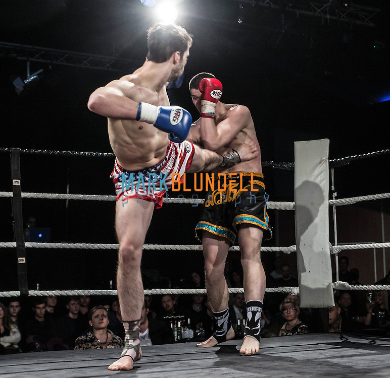 George Davies vs. Tristan Tate