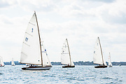 Dilemma sailing in the Yacht Racing Association of Long Island Sound season finale regatta.