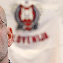 20071127: Ice Hockey - Press conference of new coach Matts Waltin
