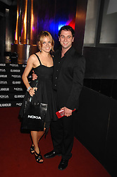 SIENNA MILLER and MATTHEW RHYS at the Glamour magazine Women of the Year Awards held in the Berkeley Square Gardens, London W1 on 5th June 2007.<br /><br />NON EXCLUSIVE - WORLD RIGHTS