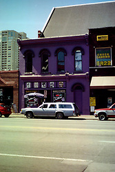 2001 September: World Famous Tootsies Orchid Lounge in Downtown Nashville Tennessee..This image was scanned from a print.  Image quality may vary.  Dust and other unwanted artifacts may exist.