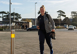 Players arrive - Mandatory by-line: Paul Knight/2019 - RUGBY - Shaftesbury Park - Bristol, England - Bristol Bears Women v Gloucester-Hartpury Women - Tyrrells Premier 15s