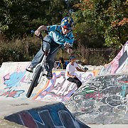 Bike and skate park, Markfield Park, Tottenham