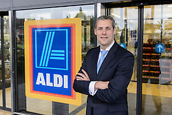 Undated handout photo issued by Aldi UK and Ireland of their Chief Executive Matthew Barnes.
