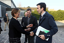 MINISTRO MARTINA E EUROPARLAMENTARE DE CASTRO IN FIERA