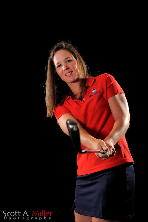 Laura Crawford during a portrait shoot prior to the LPGA Future Tour's Daytona Beach Invitational at LPGA International's Championship Courser on March 28, 2011 in Daytona Beach, Florida... ©2011 Scott A. Miller
