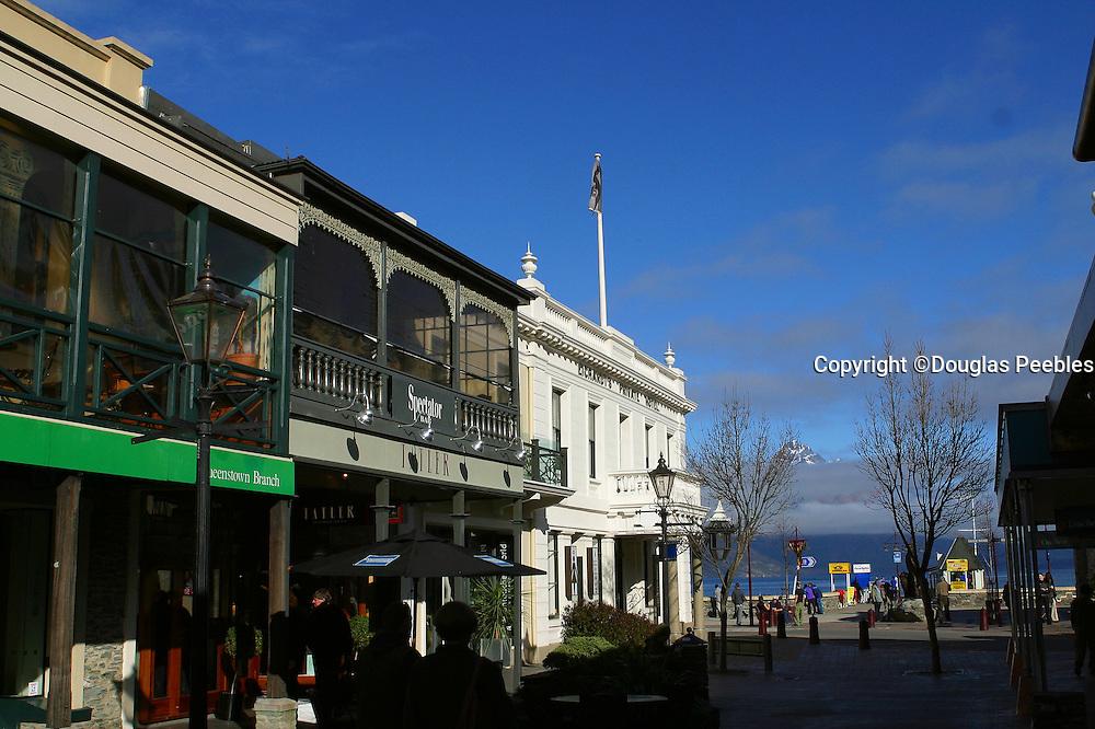 Queenstown, South Island, New Zealand,