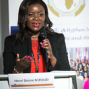 20160616 - Brussels , Belgium - 2016 June 16th - European Development Days - Win-win solutions for migration - Marie Chantal Uwitonze , President , African Diaspora Network in Europe © European Union