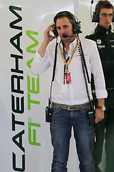 03.07.2014, Silverstone Circuit, Silverstone, ENG, FIA, Formel 1, Grand Prix von Grossbritannien, Vorberichte, im Bild Christian Albers (NED) Caterham Team Principal // during the preperation of British Formula One Grand Prix at the Silverstone Circuit in Silverstone, Great Britain on 2014/07/03. EXPA Pictures © 2014, PhotoCredit: EXPA/ Sutton Images/ Davenport<br /> <br /> *****ATTENTION - for AUT, SLO, CRO, SRB, BIH, MAZ only*****