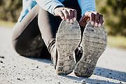 Jade Haas - Trail Running Savannah