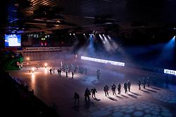 17.09.2010, Hala Tivoli, Ljubljana, SLO, EBEL, HDD Tilia Olimpija vs KHL Medvescak Zagreb, im Bild View from the top , EXPA Pictures © 2010, PhotoCredit: EXPA/ Sportida/ Matic Klansek Velej