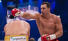Wladimir Klitschko stops Francesco Pianeta