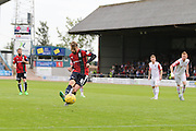 Dundee&rsquo;s Rory Loy scores from the penalty spot - Dundee v Ross County - Ladbrokes Premiership at Dens Park<br /> <br />  <br />  - &copy; David Young - www.davidyoungphoto.co.uk - email: davidyoungphoto@gmail.com