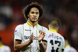 Isaiah Brown of Vitesse Arnhem - Mandatory by-line: Jason Brown/JMP - Mobile 07966386802 - 31/07/2015 - SPORT - FOOTBALL - Southampton, St Mary's Stadium - Southampton v Vitesse Arnhem - Europa League