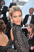 20.MAY.2011. CANNES<br /> <br /> ANJA RUBIK ON THE RED CARPET FOR MOVIE THIS MUST BE THE PLACE PREMIERE AT THE 64TH CANNES INTERNATIONAL FILM FESTIVAL 2011 IN CANNES, FRANCE<br /> <br /> BYLINE: EDBIMAGEARCHIVE.COM<br /> <br /> *THIS IMAGE IS STRICTLY FOR UK NEWSPAPERS AND MAGAZINES ONLY*<br /> *FOR WORLD WIDE SALES AND WEB USE PLEASE CONTACT EDBIMAGEARCHIVE - 0208 954 5968*