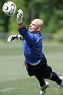 17 May 2006: Goalkeeper Marcus Hahnemann. The United States' Men's National Team trained at SAS Soccer Park in Cary, NC, in preparation for the 2006 World Cup tournament to be played in Germany from June 9 through July 9, 2006.