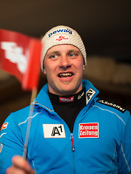 11.02.2013, Tirolberg, Schladming, AUT, FIS Weltmeisterschaften Ski Alpin, Abend Vail, Beaver Creek 2015, im Bild Romed Baumann (AUT) // at the Abend Vail, Beaver Creek 2015 during FIS Ski World Championships 2013 at the Tirolberg, Schladming, Austria on 2013/02/11. EXPA Pictures © 2013, PhotoCredit: EXPA/ Johann Groder