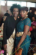 April 7, 2012 New York, NY:  (L-R) Honoree Contance C.R. White, Editor-in Chief, Essence Communications and Recording Artist Estelle attend the 62nd Annual Women of Distinction Spirit Awards Luncheon & Fashion Show sponsored by The Links, Inc- Greater New York Chapter held at Pier Sixty at Chelsea Piers on April 7, 2012 in New York City...Established in 1946, The Links,  incorporated, is one of the nation's oldest and largest volunteer service of women, linked in friendship, are committed to enriching, sustaining and ensuring the culture and economic survival of African-American and persons of African descent . The Links Incorporated is a not-for-profit organization, which consists of nearly 12, 000 professional women of color in 272 located in 42 states, the District of Columbia and the Bahamas. (Photo by Terrence Jennings)