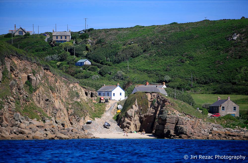 UK ENGLAND CORNWALL SENNEN COVE 11JUN08 - Coastline near Land's End on the southwestern tip of Cornwall, England...jre/Photo by Jiri Rezac / WWF UK..© Jiri Rezac 2008..Contact: +44 (0) 7050 110 417.Mobile:  +44 (0) 7801 337 683.Office:  +44 (0) 20 8968 9635..Email:   jiri@jirirezac.com.Web:    www.jirirezac.com..© All images Jiri Rezac 2008 - All rights reserved.