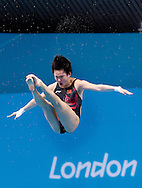 CHEN Ruolin China.10 m. Platform women final.London 2012 Olympics - Olimpiadi Londra 2012.day 14 Aug.9.Photo G.Scala/Deepbluemedia.eu/Insidefoto