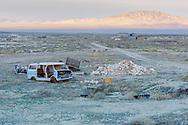 USA,Nevada,Mineral County, TonopahUSA, Nevada, Mineral County, Tonopah, Pax Americana Tonopah