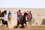 Rocky Boy Rodeo-Indian cowboys-Tie Down Roping-calf roping-Rocky Boy Reservation-Montana