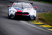 August 17-19 2018: IMSA Weathertech Michelin GT Challenge at VIR. 25 BMW Team RLL, BMW M8 GTLM, Alexander Sims, Connor De Phillippi,