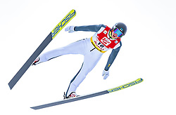 28.01.2018, Nordic Arena, Seefeld, AUT, FIS Weltcup Nordische Kombination, Seefeld, Skisprung, im Bild Kristjan Ilves (EST) // Kristjan Ilves of Estonia // during Skijumping Competition of FIS Nordic Combined World Cup at the Nordic Arena in Seefeld, Austria on 2018/01/28. EXPA Pictures © 2018, PhotoCredit: EXPA/ JFK