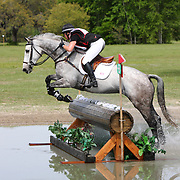 Leahona Rowland and Lorenzo III at the Florida International in Ocala, Florida.