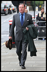 Neville Thurlbeck leaving  the Old Bailey in London after the start of the phone hacking trial , Wednesday, 26th September 2012. Photo by: Stephen Lock / i-ImagesNeville Thurlbeck leaving the preliminary hearing of the phone hacking trial at the Old Bailey in London ,Wednesday, 26th September 2012. Photo by: Stephen Lock / i-Images
