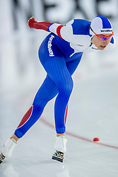 11-12-2016 NED: ISU World Cup Speed Skating, Heerenveen<br /> Anna Yurakova RUS