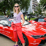 Jodie Kidd attend Cash & Rocket Photocall at Wellington Arch, on 6 June 2019, London, UK