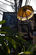 Tattoo palour sign in Ubud - Bali revisited February 2017