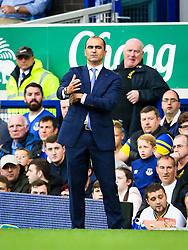 Everton Manager, Roberto Martinez   - Mandatory byline: Matt McNulty/JMP - 07966386802 - 23/08/2015 - FOOTBALL - Goodison Park -Everton,England - Everton v Manchester City - Barclays Premier League