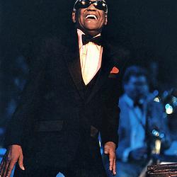 Ray Charles. Copenhagen 1996.