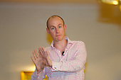 Daniel Hannan talks at the Brighton Tea Party