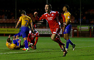 Crawley Town v Mansfield Town 09/12/2017