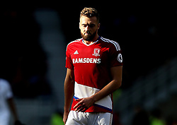 Calum Chambers of Middlesbrough - Mandatory by-line: Robbie Stephenson/JMP - 16/10/2016 - FOOTBALL - Riverside Stadium - Middlesbrough, England - Middlesbrough v Watford - Premier League