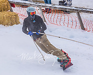Last Chance Skijoring; Race For The Gold - Sunday