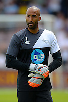 Derby County's Lee Grant