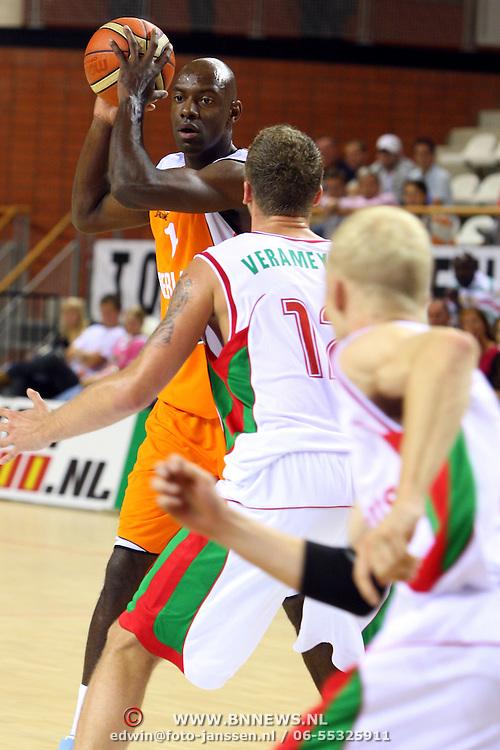 NLD/Almere/20070819 - EK kwalificatiewedstrijd Nederland - Wit Rusland, Francisco Elson