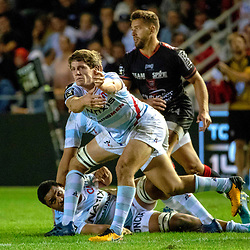Patrick Lambie of Racing 92 during Top 14 match between Toulon and Racing 92 on August 25, 2018 in Toulon, France. (Photo by Henri/Icon Sport)