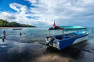 Playa Balsa,  distrito de Barú, Provincia de Chiriquí, Panamá.
