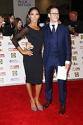 Karen Clifton, Kevin Clifton, Pride of Britain Awards, Grosvenor House Hotel, London UK. 28 September, Photo by Richard Goldschmidt /LNP © London News Pictures