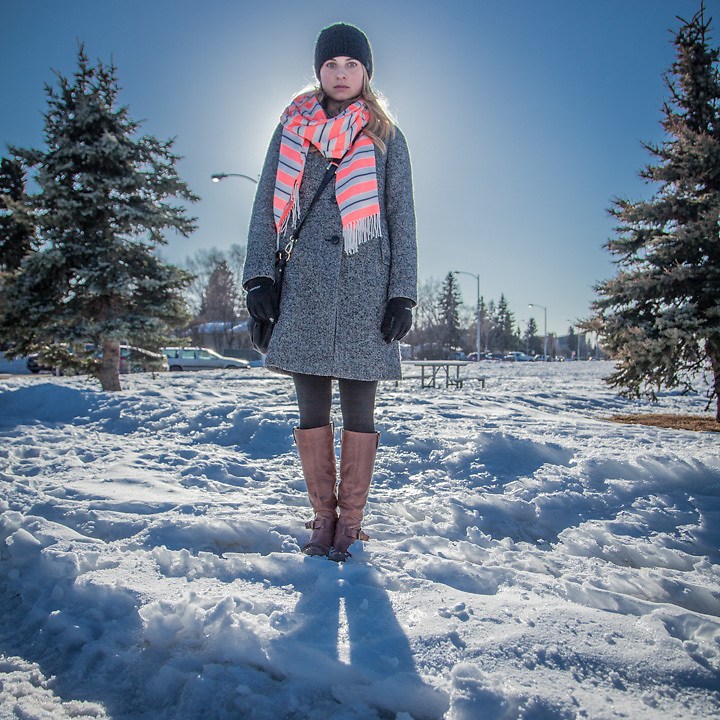 """Art gallery manager Colby Cardwell on the Delaney Park Stirp, Anchorage.  """"I want to be retired…I want to be a traveler and eat great food.  Mostly, I want to drink wine.""""  colby.cardwell@gmail.com"""
