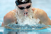 Helen Norfolk (NZ) 100m breaststroke<br />2006 Telstra Commonwealth Games<br />Swimming Trials,  January 30th -  4th Feb.<br />Melbourne Sports &amp; Aquatics Centre <br />&copy; Sport the library/Jeff Crow
