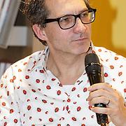 NLD/Amsterdam/20150228 - Feest der Letteren 2015, Frenk van der Linden