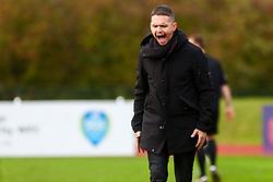 Birmingham City Women manager Marc Skinner  - Mandatory by-line: Ryan Hiscott/JMP - 14/10/2018 - FOOTBALL - Stoke Gifford Stadium - Bristol, England - Bristol City Women v Birmingham City Women - FA Women's Super League 1