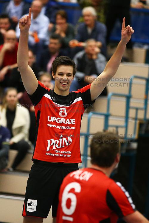 20160130 NED: Volleybal: Inter Rijswijk - Prins VCV, Rijswijk <br />Chris Ogink, Prins VCV
