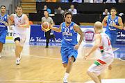 Trieste 8 Settembre 2012 Qualificazioni Europei 2013 Italia Bielorussia<br /> Foto Ciamillo<br /> Nella foto : daniel hackett
